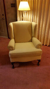 Accent Wing Chair - REDUCED