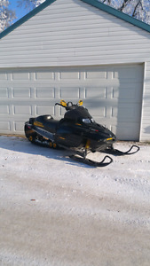 2003 summit 800 HO and gear