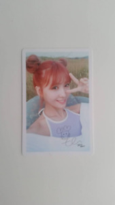 TWICE TWICEcoaster Lane 1 PHOTOCARD KPOP