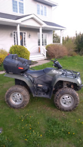 2013 Artic Cat ATV 550-Bought new as a Leftover-Lightly Used