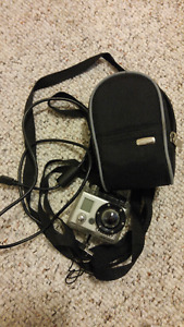 Go Pro Hero with 16gb SD card