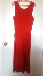 New/never-worn dresses/ jumpsuit from Zara/Forever21