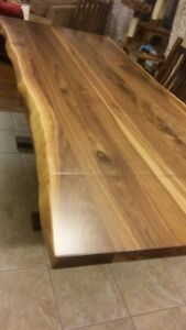Live Edge Tables BLACK FRIDAY SALE!!