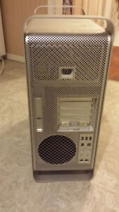 Used Mac Pro Tower with Quad Core Intel Xeon Processor