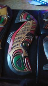 Native Carvings