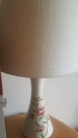 FLORAL LAMP.😊