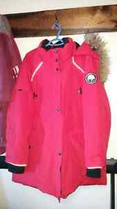 Womans size 3X Duck Down Jacket
