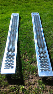 Ramps for truck or trailer