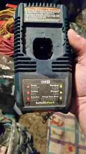 Ryobi charger and battery