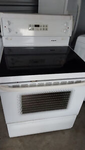 2 ceramic top self cleaning stove 150.00 and 2 coil  stove 100.0