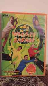 Wiggles Wiggly Safari DVD Peterborough Peterborough Area image 1