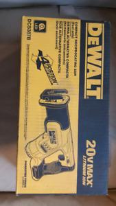 Dewalt 20V Compact Reciprocating Saw