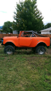 1966 Scout (ford) 4×4