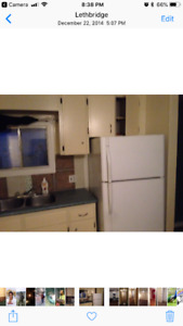 2bedroom mobile home available Oct 1st West Lethbridge