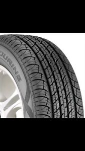 Wow!! 225/55R19 Cooper CS4 fits Dodge Journey Cambridge Kitchener Area image 2