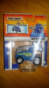 Matchbox Big Rig Buddies Diecast Parts Axle