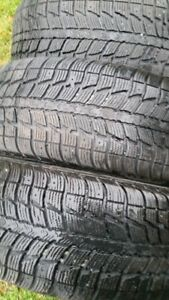 "Set of 4-205/55/16"" Winter tires Also a Pair of .205/65/16"""