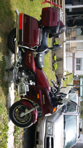 84 honda interstate