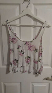 VARIETY OF BRAND NAME TOPS (various pics+prices in description!)