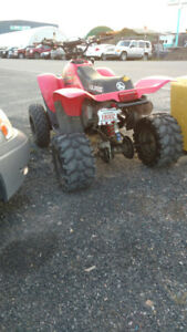 Scrambler 500 $2500/trade for dirtbike