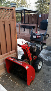 9 HP Snowblower