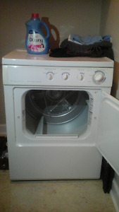 Dryer, Frigidaire,  great cond, very clean, large capacity