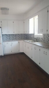 Completely renovated upper duplex 1 bedroom plus office