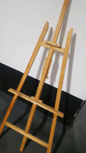 Wooden Easel Sketch Drawing Stand