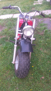 2006 mini baja dirt bike