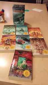 Chronicles of Narnia - Box Set- Livres anglais - English books