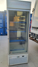 Tornado commercial drinks or food display chiller fully working