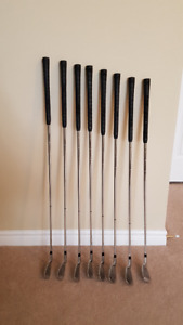 Wilson Iron Set (Right Handed)