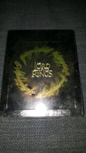 Collection Lord of the rings / Trilogie steelbook bluray