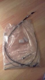 Corsa c brand new hand brake cable set and rear flixies for sale - £20.ono