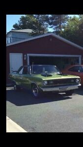 For Sale A 1971 Plymouth Scamp