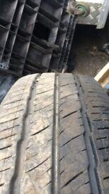 Ford transit tyres 215/75R16