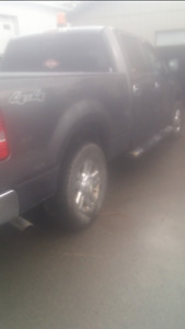 Ford f-150 supercrew - 4x4 - 5.4litres - 2006