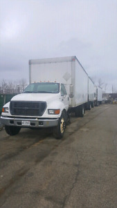 Ford F-650 Straight Truck for sale - with safety and Emission