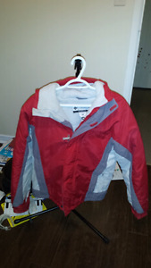 Used Columbia winter coat Size small