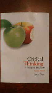 Critical Thinking for Business Students