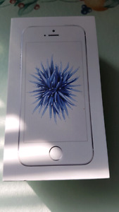 iPhone SE 16gb Bell/Virgin