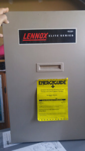 Used Lennox elite series furnance...sale