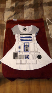 Star Wars R2D2 dress