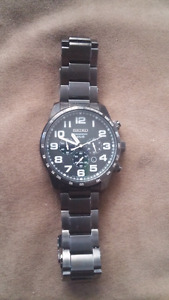 Seiko Sport Solar Mens watch