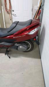 Burgman 2007 Suzuki 400
