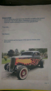 1933 Ford Coupe Hotrod