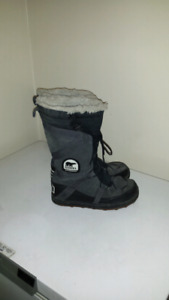 Sorel winter boots (size 9 womens)