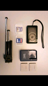 Canon slim camera bundle