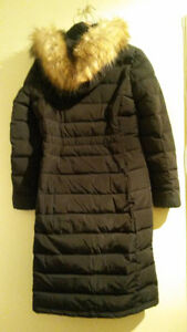 IVANKA TRUMP Winter Coat: Black, Down-filled (Small: 6-8) West Island Greater Montréal image 2