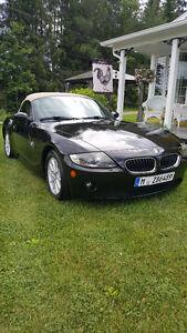 2005 BMW Z4 Cabriolet